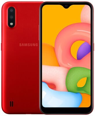 Samsung A015 Galaxy A01 16Gb Red