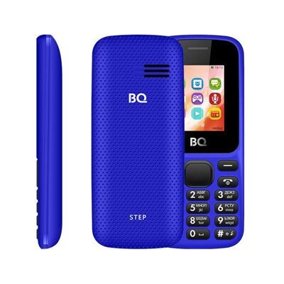 BQ 1805 Step Dark Blue