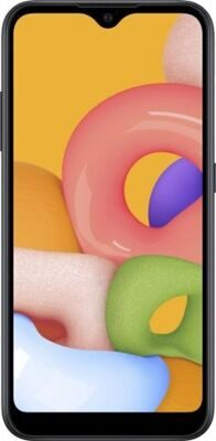 Samsung A015 Galaxy A01 16Gb Black