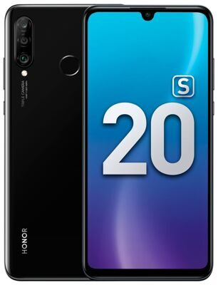 Huawei Honor 20S Midnight Black