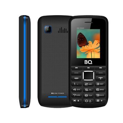 BQ 1846 ONE Power Black Blue