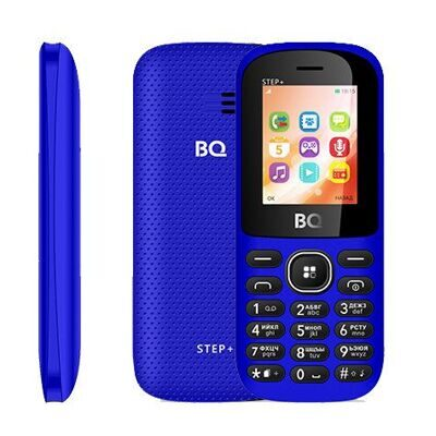 BQ 1807 Step+ Dark Blue