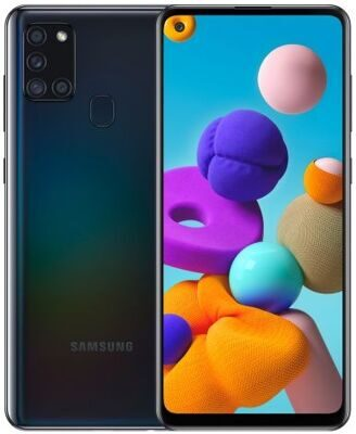 Samsung A217 Galaxy A21s 32Gb Black