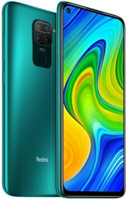 XIAOMI Redmi Note 9 4GB+128GB LTE GREEN